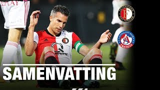 Samenvatting | Feyenoord - AS Trencín 2018-2019
