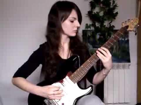 Ensiferum- Battle Song guitar cover