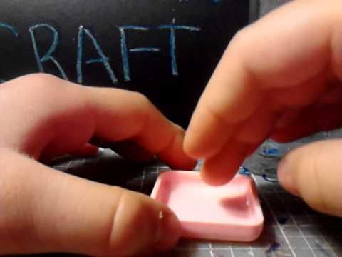 DIY glue resin