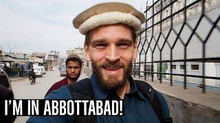 I'm in the Town Where Bin Laden... 🇵🇰 (Abbottabad)