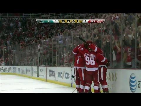 2011 Playoffs: SJ @ Det - Game 6 Highlights (VS)