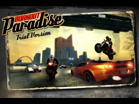 Как установить Burnout Paradise The Ultimate Box