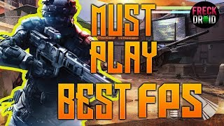 Top 10 Best Android FPS Games February 2018 Online/Offline