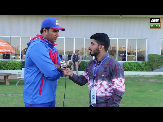 Power-hitter Sharjeel Khan is confident to amuse cricket fans out there