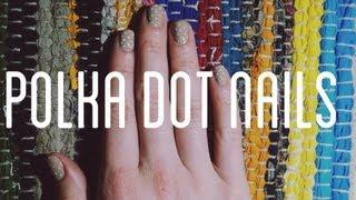Polka Dot Nails Thumbnail
