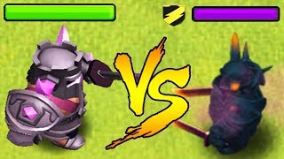 """КОРОЛЬ ПЕКК"" ПРОТИВ ПЕККИ!! ЭПИК БАТЛ!!! Clash of Clans"