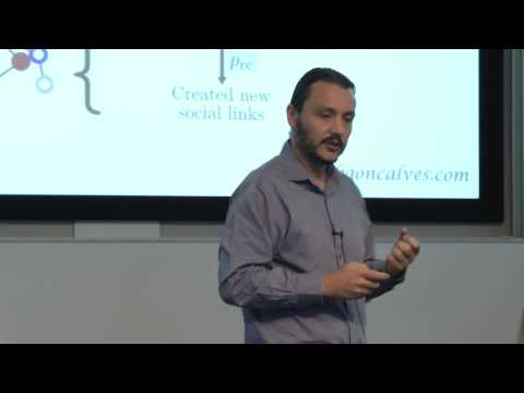 Bruno Gonçalves: Geolocated Online Datasets and the Study of Human Behavior