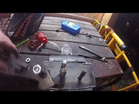 Update on my 1/4 rod bender