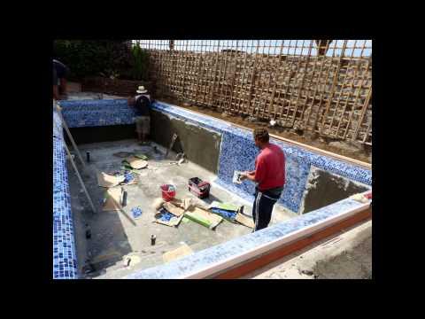 Construcción de piscinas en Las Palmas, Gran Canaria, Canarias. AQUAFIAMA