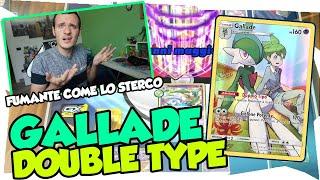 FOR FUN SUDICIO |DECK GALLADE STD | MAZZO POKEMON ECLISSI COSMICA| Pokemon TCGO ITA