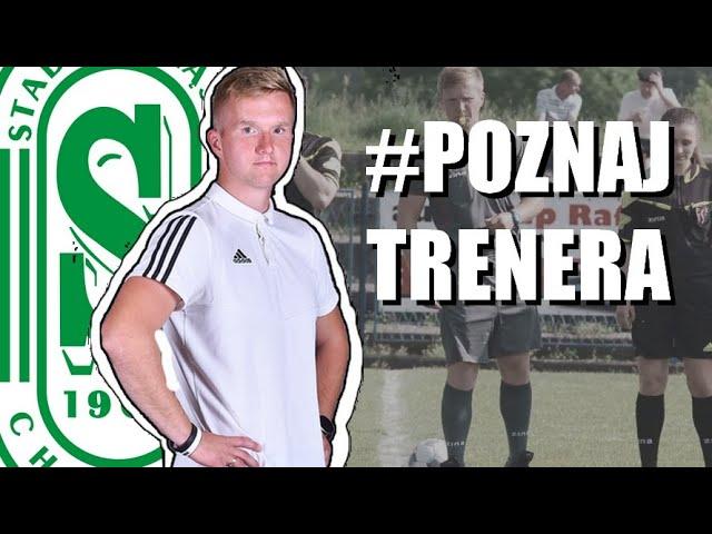 #PoznajTrenera: Konrad Łuszcz