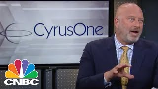 CyrusOne CEO: Early Innings | Mad Money | CNBC