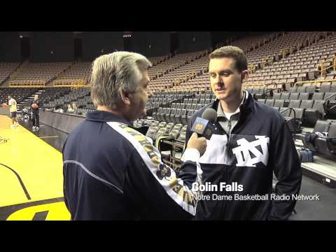 MBB Ready For Challenge At Iowa Tonight
