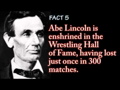 8 Amazing Facts of Abraham Lincoln - YouTube
