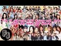 [KPOP RANKING] [TOP 15] Korean Girl Group and Solo over the past 20 years