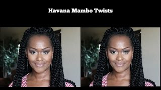 DIY: Crotchet Braids- Havana Mambo Twists