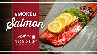 Delicious Smoked Salmon By Traeger Grills