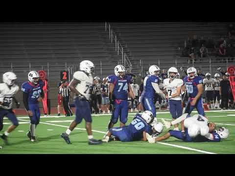 Highlights: Northwood overpowers Bolsa Grande 40-0 in Southern Section high school football
