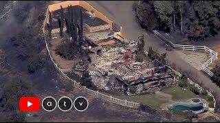 Kaliforniában folyamatosan nő a tűz áldozatainak száma