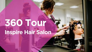 360 Tour - Inspire Hair Salon