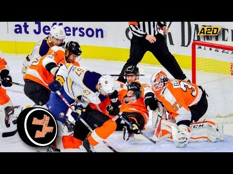 Philadelphia Flyers vs. Buffalo Sabres Matchup | Hockey Happy Hour