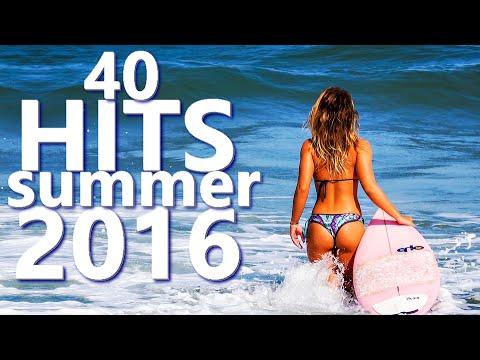 40 Tubes de l'été 2016 / Summer Charts 2016