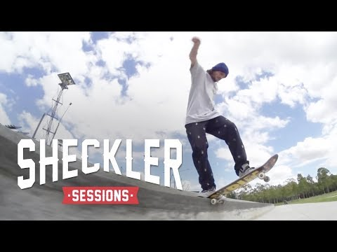 Blood, Sweat and Skate Tears | Sheckler Sessions: S4E5