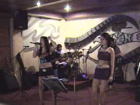 ALONE - MERC'S BAND (Rubystone Music Lounge - Bohol)