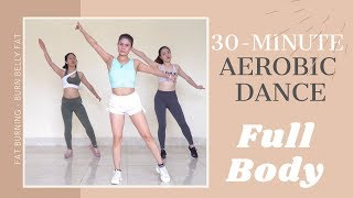 Full Body 30 Minute Workout: Lose Weight, Burn Belly Fat - Eva Fitness