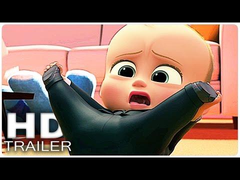 THE BOSS BABY Alle Clips + Trailer (Deutsch)