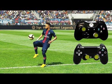 PES 2019 All Tricks & Skills Tutorial | Xbox & Playstation | 4K Ultra HD Mp3