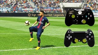 PES 2019 All Tricks & Skills Tutorial | Xbox & Playstation | 4K Ultra HD