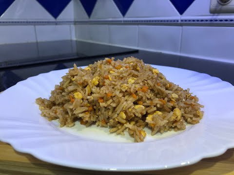 Рис с соевым соусом в мультиварке