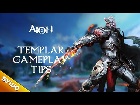 AION 5.0 – Templar gameplay tips