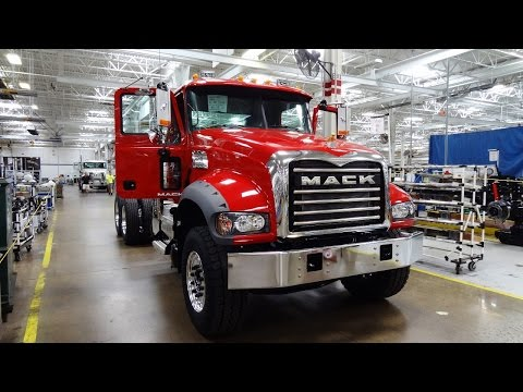 Mack Truck Factory - Macungie, PA
