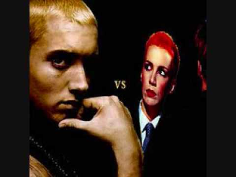 MTV Mashup - Sweet Dreams Without Me - Eminem vs. Eurythmics
