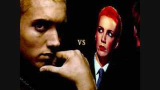 MTV Mashup - Sweet Dreams Without Me - Eminem vs. Eurythmics