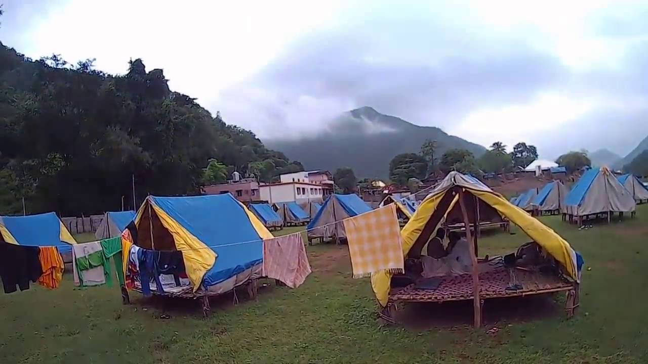 Image result for Papikondalu Camp