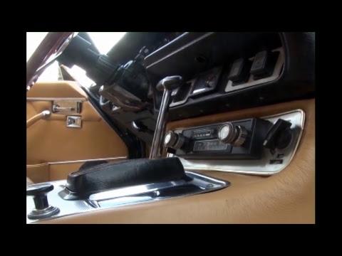Conheça o lindo Jaguar XJC6 Coupe 1975