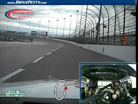 texas motor speedway richard petty driving experience