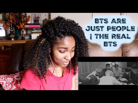 BTS Are Just People | The Real BTS [BTS REACTION]