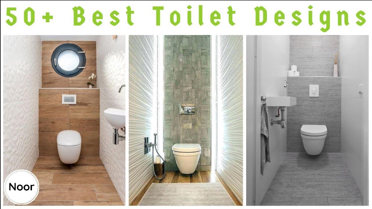 50 Best Small Toilet Design Ideas, Small Bathroom Toilets