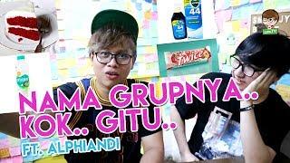 nama grup kpop kontroversial aneh bagi orang indonesia ft alphiandi