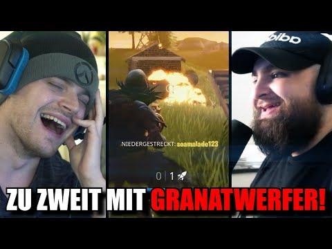 ABSOLUTER LACHSTURZ mit CENGIZ! | Fortnite-Trollz