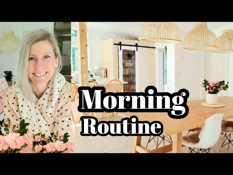 MORNING ROUTINE Daily To-Do Planner - Scandish Home