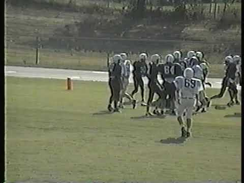 """1994 Heritage Middle School vs Colleyville Middle School - 8th Grade """"A"""""""