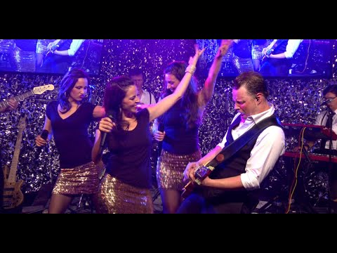 Partyband SHEEE DELUXE: Medley 2014 (Celebration, Do you love me, I Got You, Diamonds)