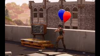 Never give Balloons to a Default [Fortnite]