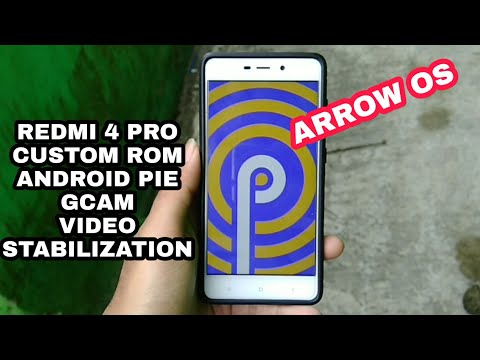 STABLE] Android Pie for Redmi 4 Pro/prime ARROW OS review