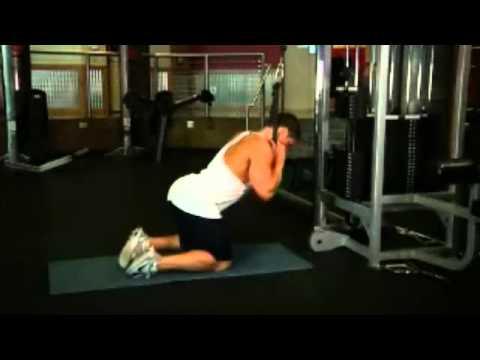 ejercicios para adelgazar el abdomen rapido trainsto